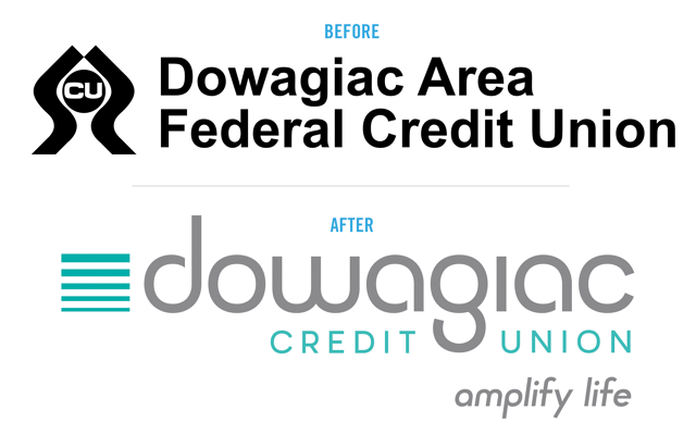 dowagiac fcu logos before after.png