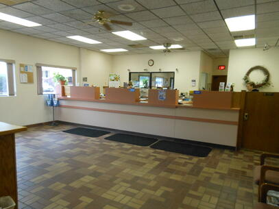 Fort Community Credit Union - before