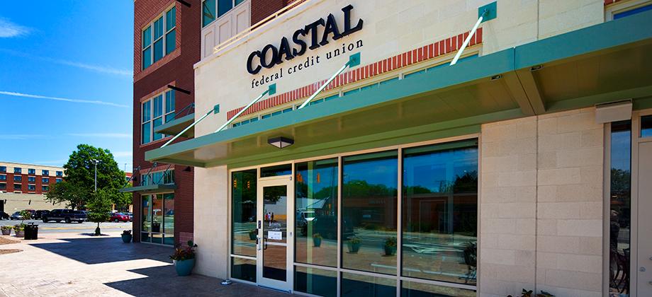 Coastal FCU - Storefront